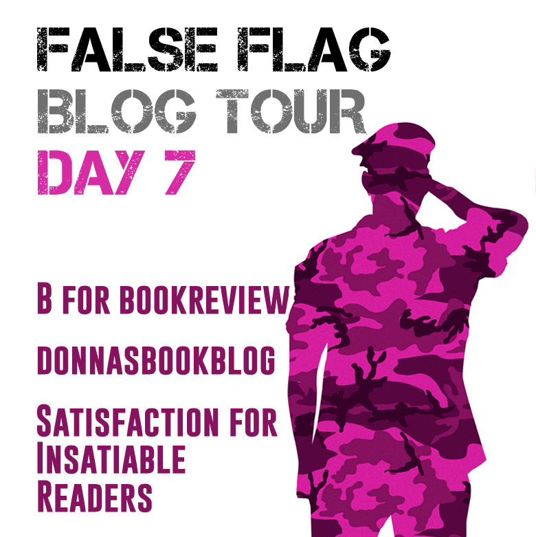 False Flag Blog Tour list