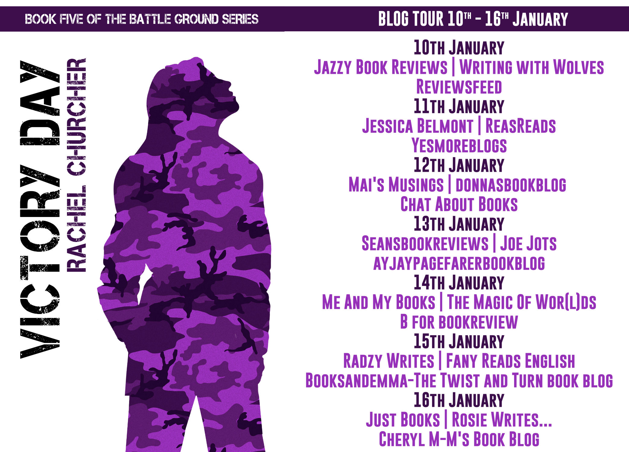 Victory Day Blog Tour