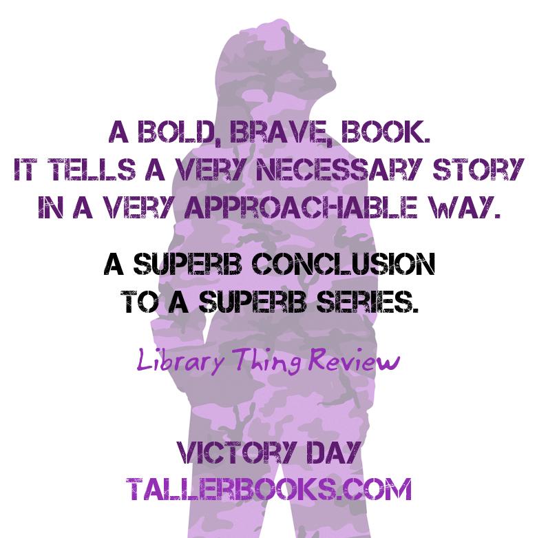 A bold, brave book